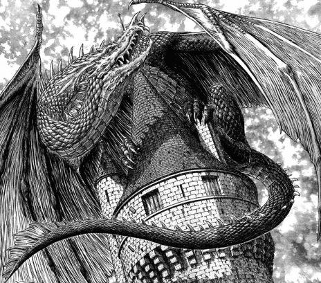 Qual animal de invocação  você gostaria de ver no universo de Naruto? Dragons-464x409